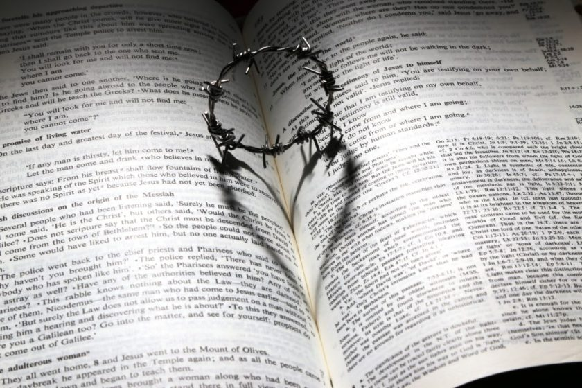 Bible Crown of Thorns